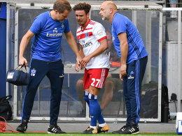 Bitter: Müller erleidet Kreuzbandriss