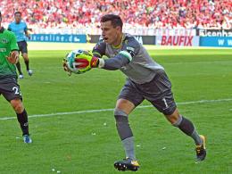 Hannover: Tschauner schreibt Bundesliga-Geschichte
