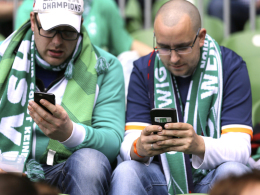 Acht Bundesligisten bieten den Fans WLAN