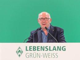 Werder: Fischer kritisiert den Torwartwechsel