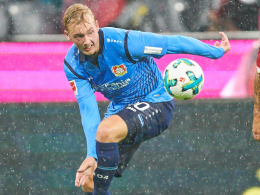 Youngster Brandt vor großem Jubiläum