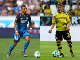 Toljan nach Dortmund - Passlack nach Hoffenheim