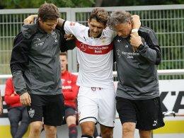 VfB: Kreuzbandriss bei Zimmermann