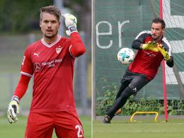 Meyer sticht Grahl aus - Langerak verlässt VfB