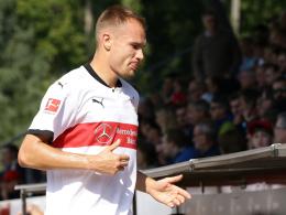 VfB plagt sich nach Testspielen mit Verletzungssorgen