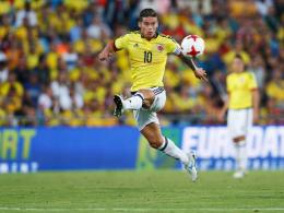 James in Kolumbien: Bayern hatte keine Wahl