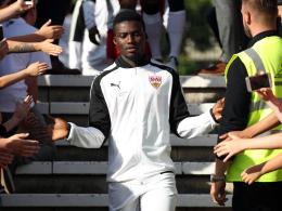 VfB Stuttgart verleiht Sarpei in die Slowakei