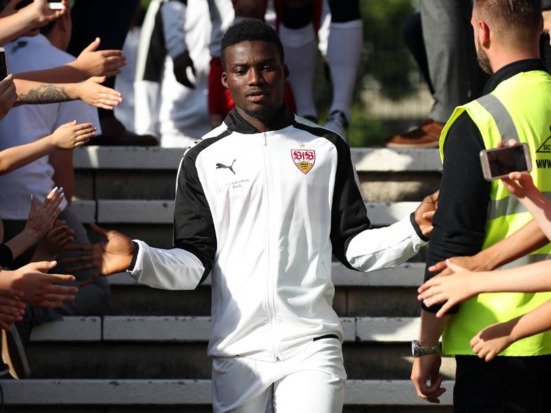 VfB leiht Sarpei zu FK Senica aus