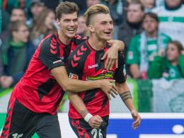 Stenzel und Philipp: Treffen der Kumpel gegen die Ex-Klubs