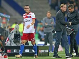 Nächster Schock für den HSV: Kostic fehlt vier Wochen