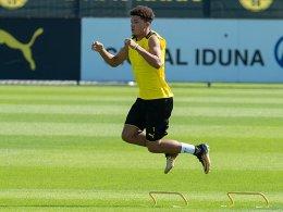Wie Guardiola bei BVB-Juwel Sancho abblitzte