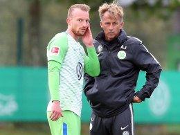 Jonker: Arnolds Ziel muss die WM sein
