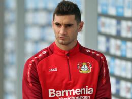 Alario: Debüt wohl erst gegen den Hamburger SV