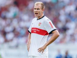 VfB auch gegen Wolfsburg ohne Badstuber