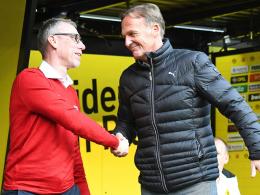Watzke contra Köln: