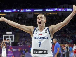 Sensation! Sloweniens Lauf bis zum EM-Titel