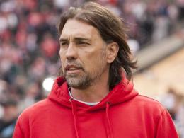 Vertrag bis 2019: Schmidt neuer Trainer in Wolfsburg
