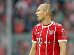 Bayern ohne Robben nach Schalke