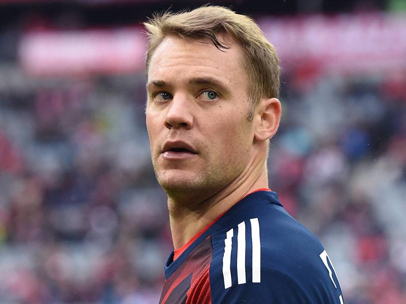 Bayern-Torwart verletzt Manuel Neuer droht offenbar erneute Fuß-Operation