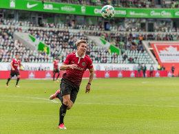 Hannover: Klaus und die Erfolgsspur