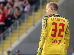 Gulacsi kehrt bei RB ins Tor zurück