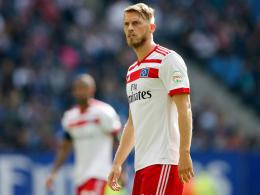 Hunt fehlt dem HSV auch in Leverkusen