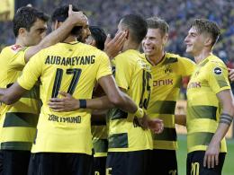 Umfrage: Hat Dortmund das Zeug zum Meister?