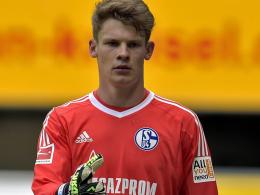 Nübel verlängert bei Schalke bis 2020
