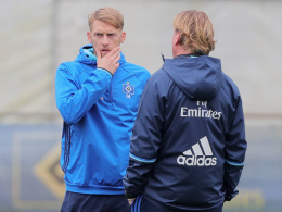 HSV hofft auf Hunt und Ekdal