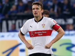 VfB-Kapitän Gentner zum zweiten Mal operiert