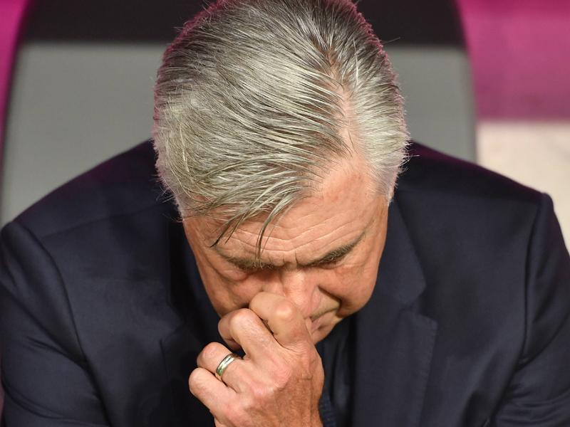 FC Bayern: Trainer Ancelotti muss gehen