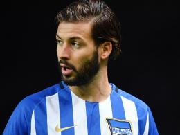 Plattenhardt bindet sich länger an Hertha BSC