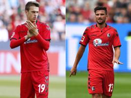 Terrazzino und Haberer wollen gegen Ex-Klub knipsen