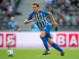 Hertha: Langkamp fällt gegen Bayern aus