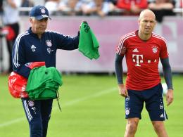 Bayern-Profis trainierten geheim ohne Ancelotti