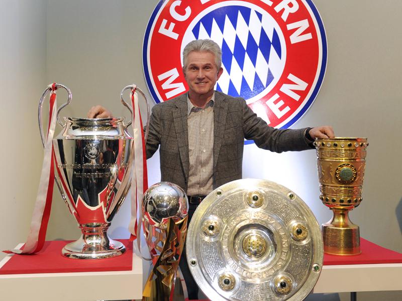 Jupp Heynckes soll neuer Bayern-Trainer werden