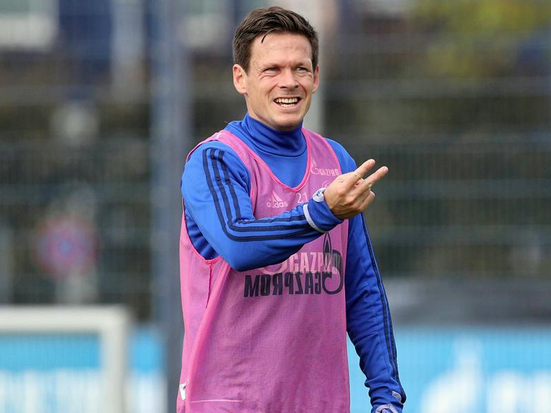Riether zurück auf Schalke: Vertrag bis Juni 2018