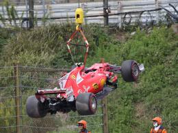 Strafversetzungen für Räikkönen, Bottas und Alonso