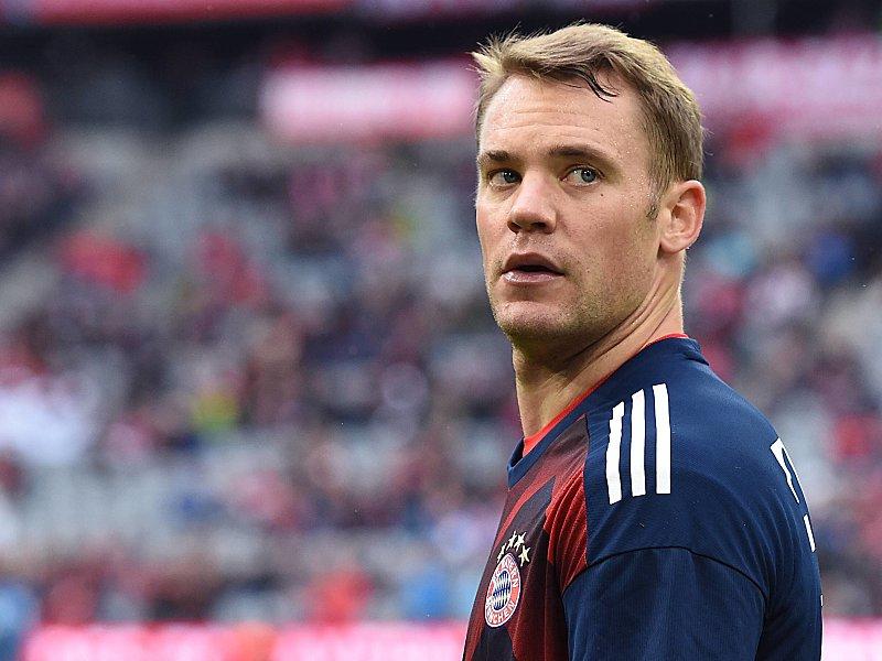 Comeback von Manuel Neuer könnte sich verzögern