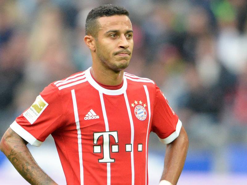 Knöchel verstaucht! Bayern bangt um Thiago