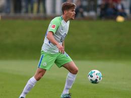 Außenband-Ruptur: Jung fällt in Wolfsburg erneut aus