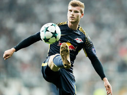 Jubel für Werner: Stürmer wieder am Ball