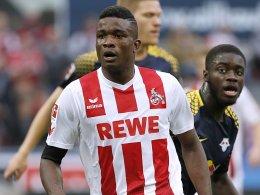 Köln: Cordoba fehlt noch sieben Spiele