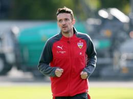 Gentner: Weg und doch ganz nah dran beim VfB
