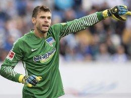 Jarstein gibt grünes Licht fürs Schalke-Spiel