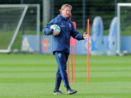 Kostic trainiert wieder - und soll mit nach Mainz