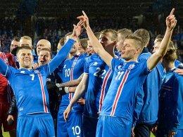 Finnbogason über Island: