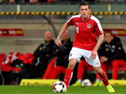Junuzovic beendet Nationalmannschaftskarriere
