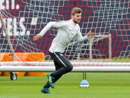 Werner steht im Kader für das BVB-Spiel