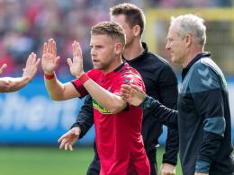 Ravet vor Bayern: